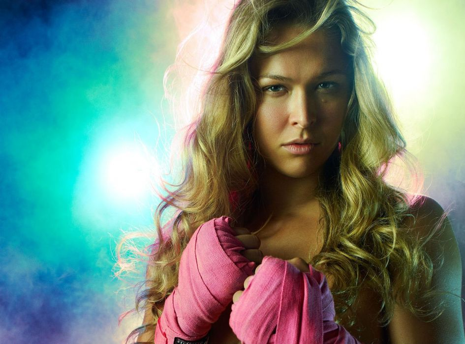 RONDA ROUSEY ufc mma mixed martial sexy babe blonde extreme (1) wallpaper