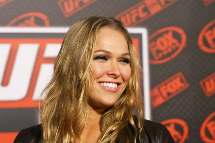 RONDA ROUSEY ufc mma mixed martial sexy babe blonde extreme (5) wallpaper