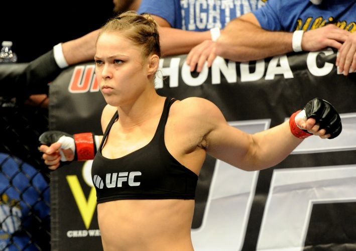 RONDA ROUSEY ufc mma mixed martial sexy babe blonde extreme (7) wallpaper