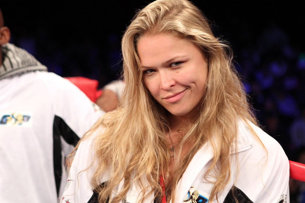 RONDA ROUSEY ufc mma mixed martial sexy babe blonde extreme (9) wallpaper
