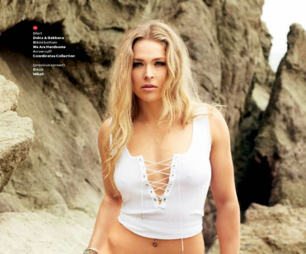 RONDA ROUSEY ufc mma mixed martial sexy babe blonde extreme (10) wallpaper