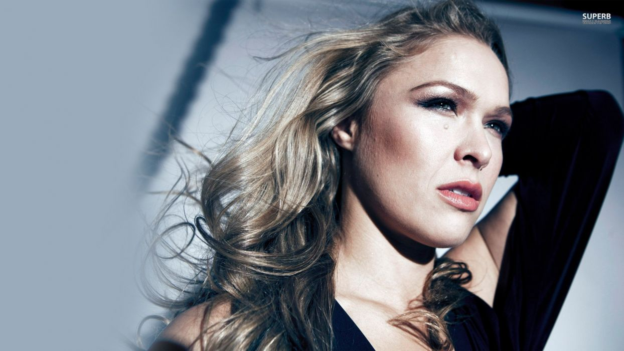 RONDA ROUSEY ufc mma mixed martial sexy babe blonde extreme (11) wallpaper