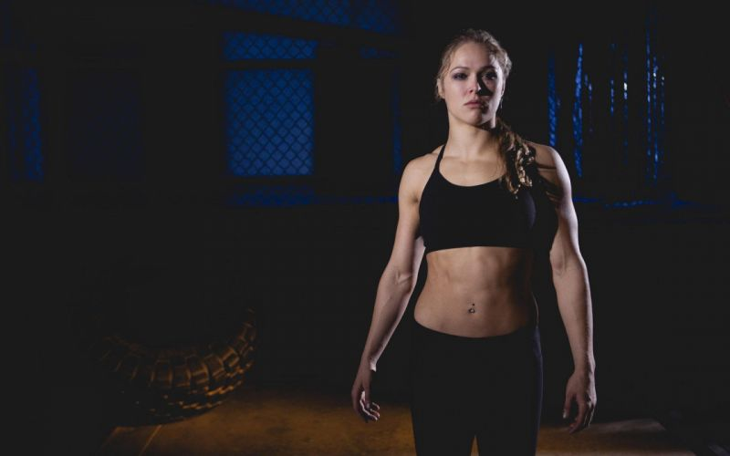 RONDA ROUSEY ufc mma mixed martial sexy babe blonde extreme (18) wallpaper