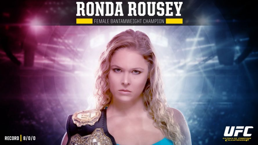 RONDA ROUSEY ufc mma mixed martial sexy babe blonde extreme (22) wallpaper