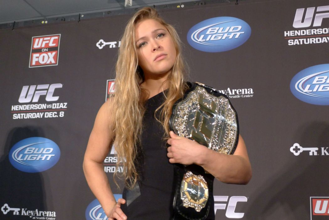 RONDA ROUSEY ufc mma mixed martial sexy babe blonde extreme (28) wallpaper