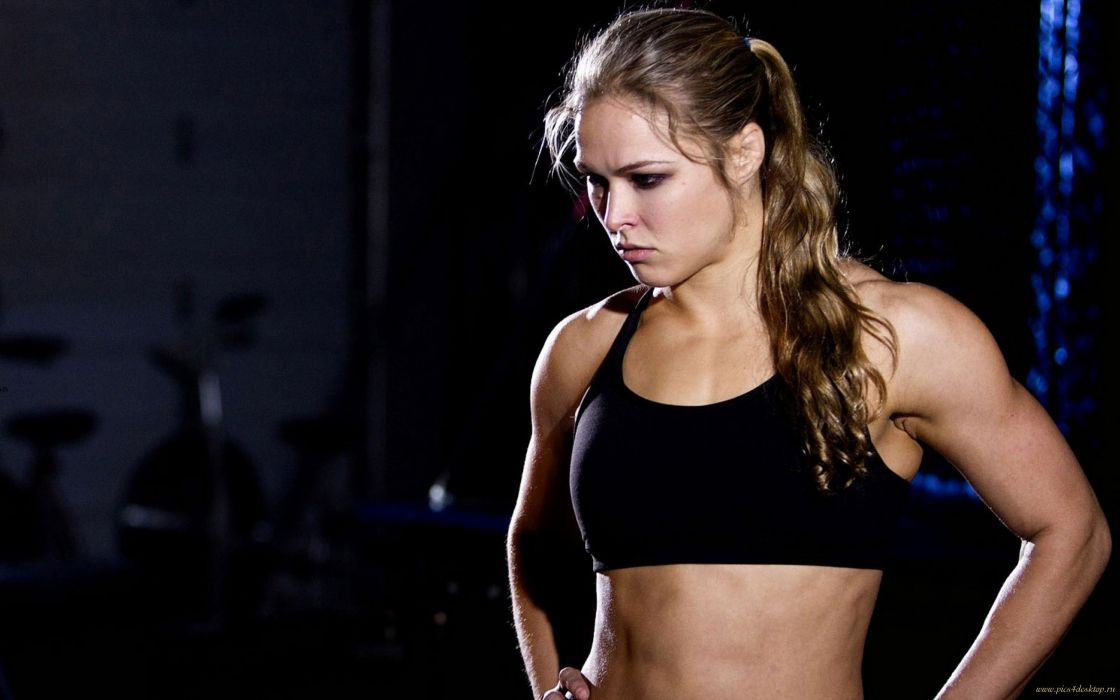 RONDA ROUSEY ufc mma mixed martial sexy babe blonde extreme (40) wallpaper