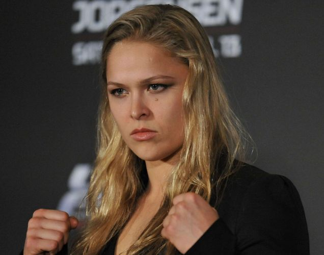 RONDA ROUSEY ufc mma mixed martial sexy babe blonde extreme (43) wallpaper