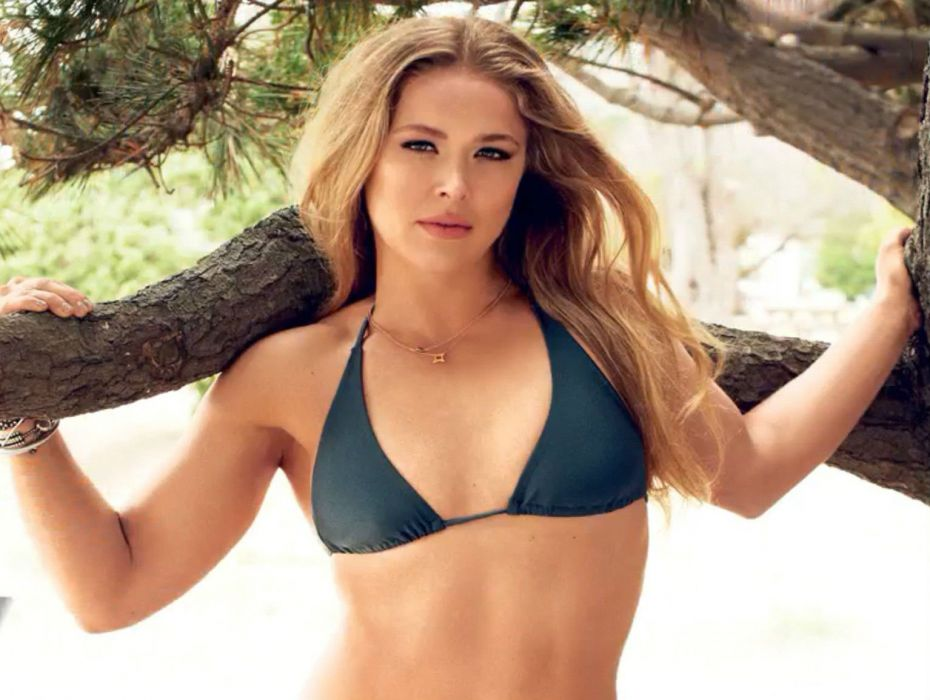 RONDA ROUSEY ufc mma mixed martial sexy babe blonde extreme (48) wallpaper