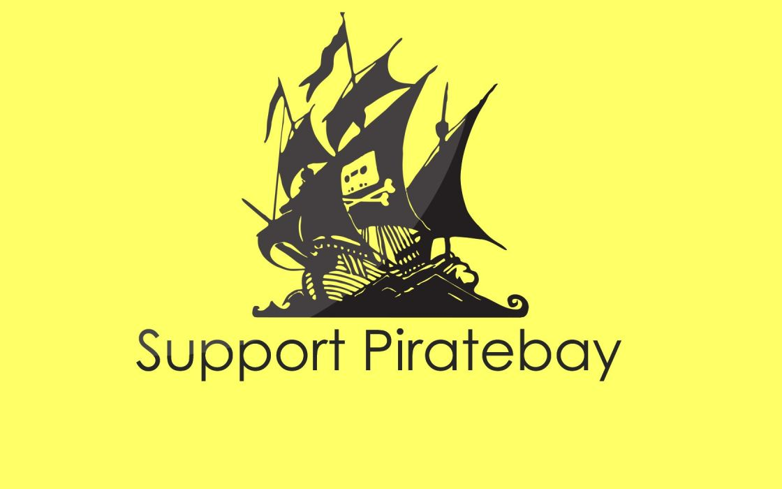 The Pirate Bay wallpaper