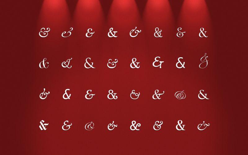 love typography wallpaper