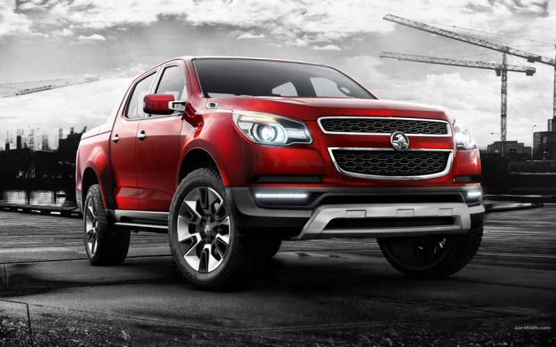 cars Colorado concept art Holden wallpaper