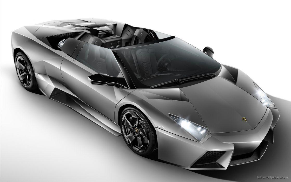 cars Lamborghini Lamborghini Reventon roadster italian cars Pices wallpaper
