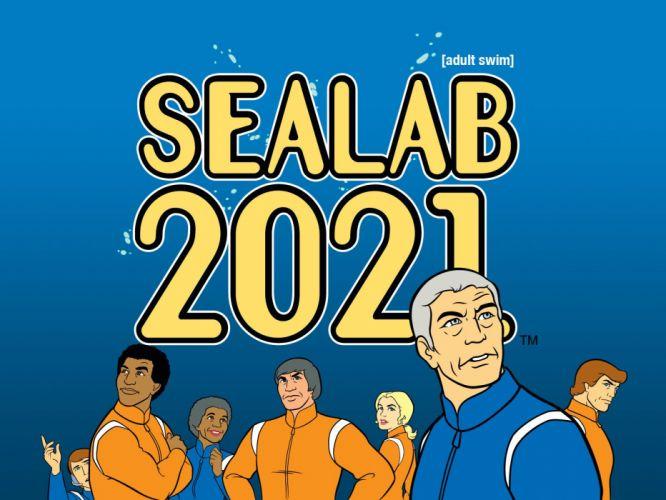 adult swim Sealab 2021 wallpaper