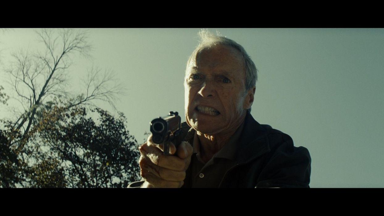 Clint Eastwood Gran Torino wallpaper