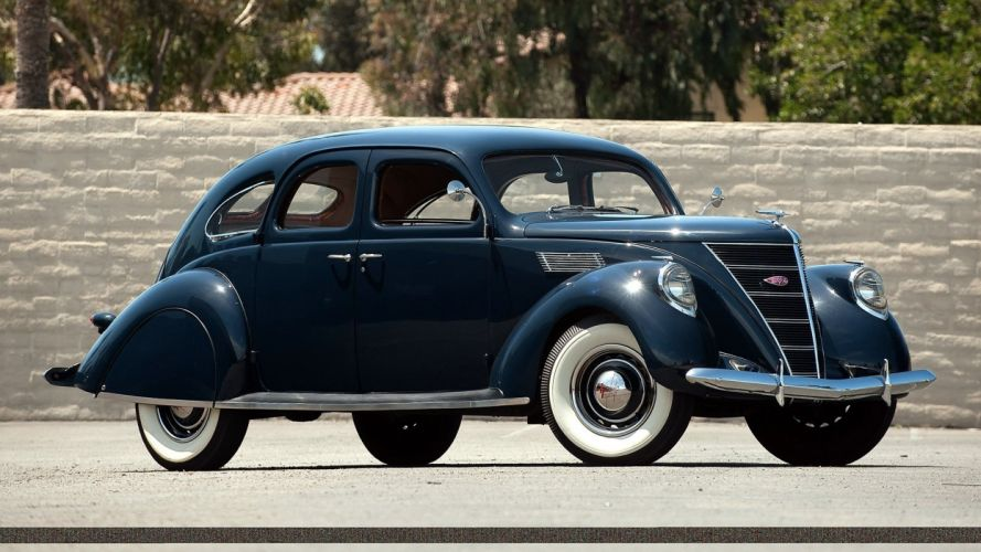 vintage cars Lincoln classic cars wallpaper