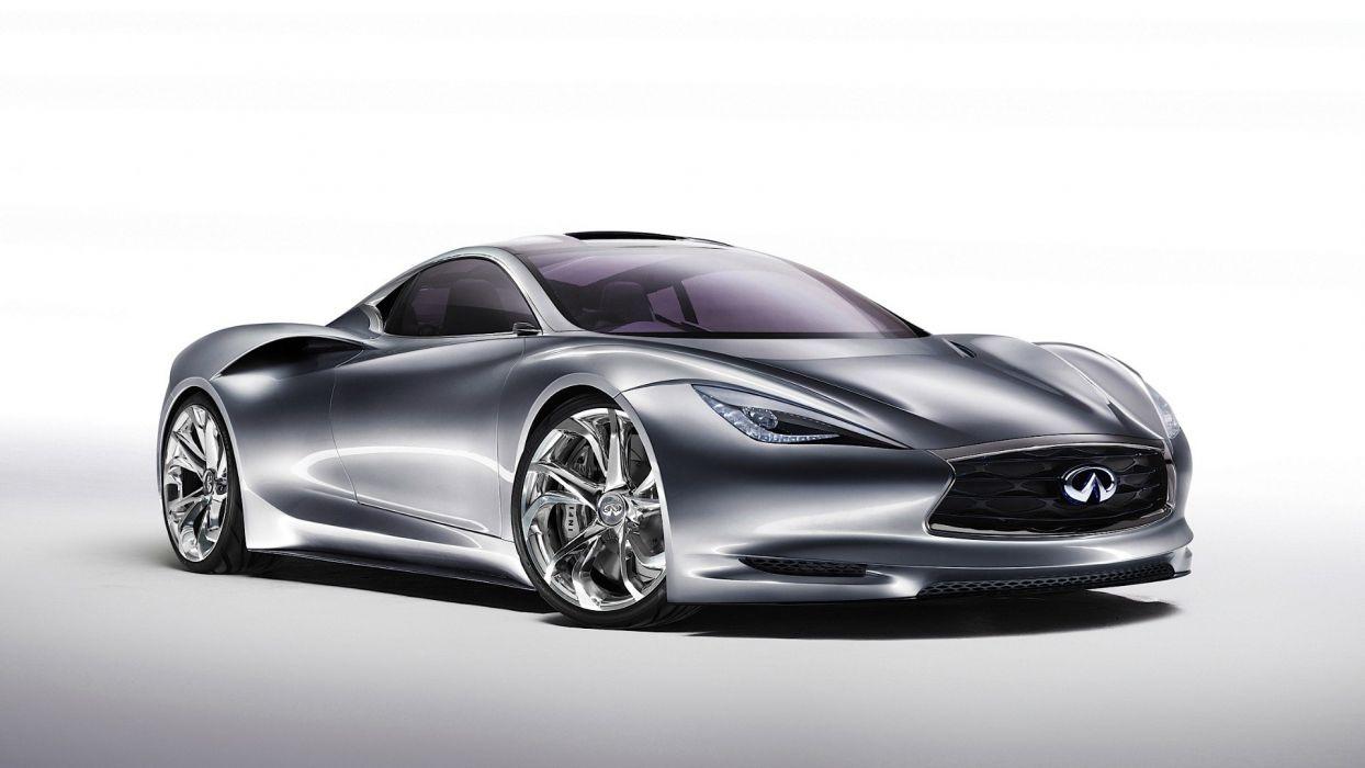 cars concept art Infiniti Emerg E wallpaper