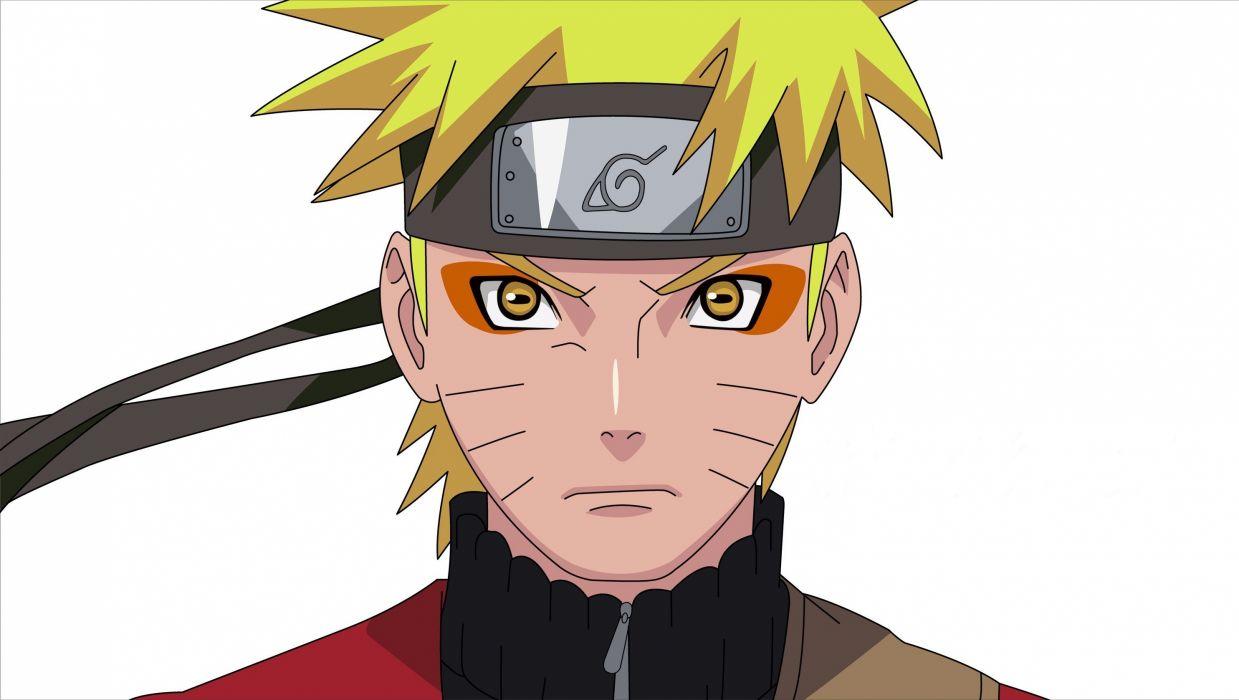 Blondes Naruto: Shippuden anime anime boys Sage Mode ...  Blondes Naruto:...