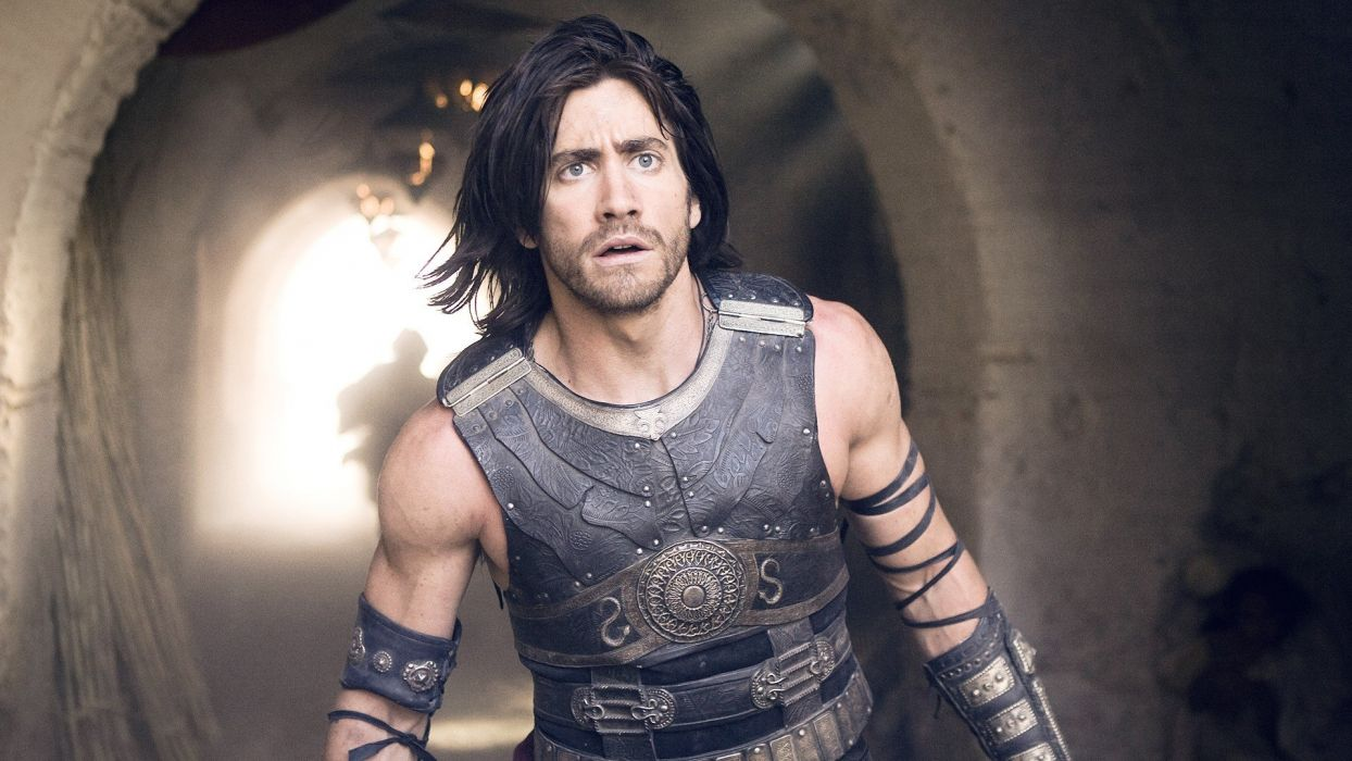 Prince of Persia Jake Gyllenhaal wallpaper