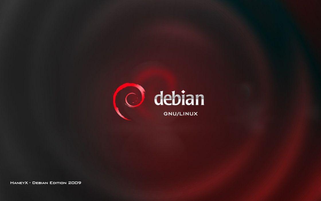 Linux Debian GNU/Linux wallpaper