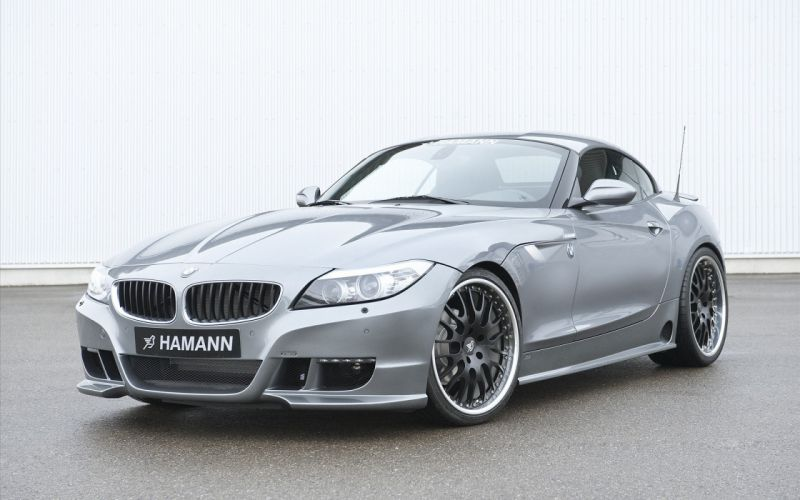 cars supercars BMW Z4 Hamann roadster wallpaper