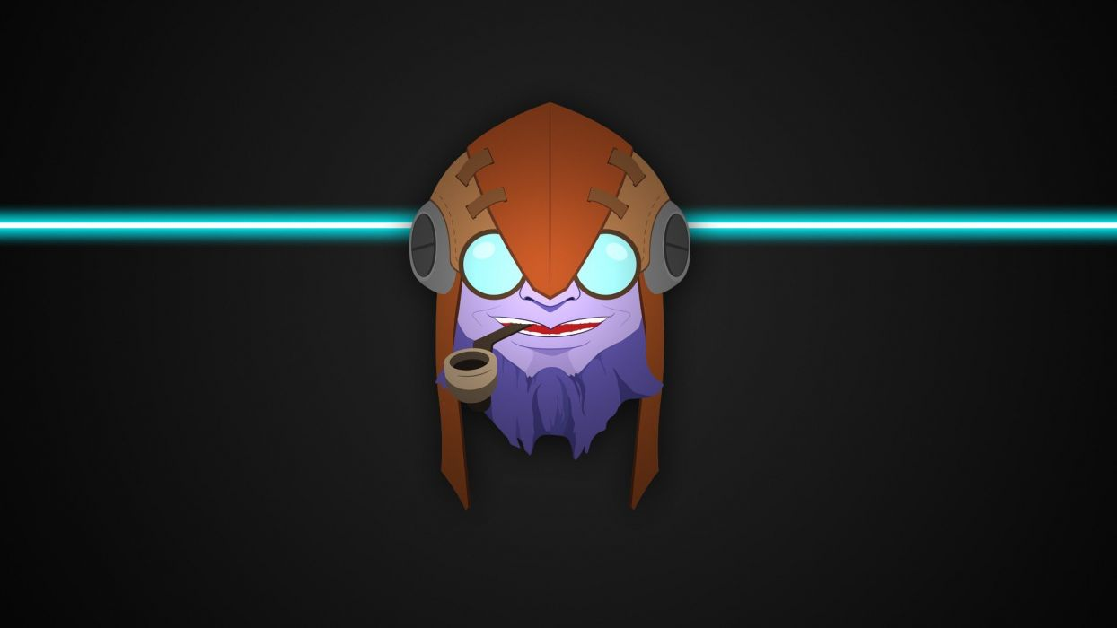 DotA 2 Tinker wallpaper