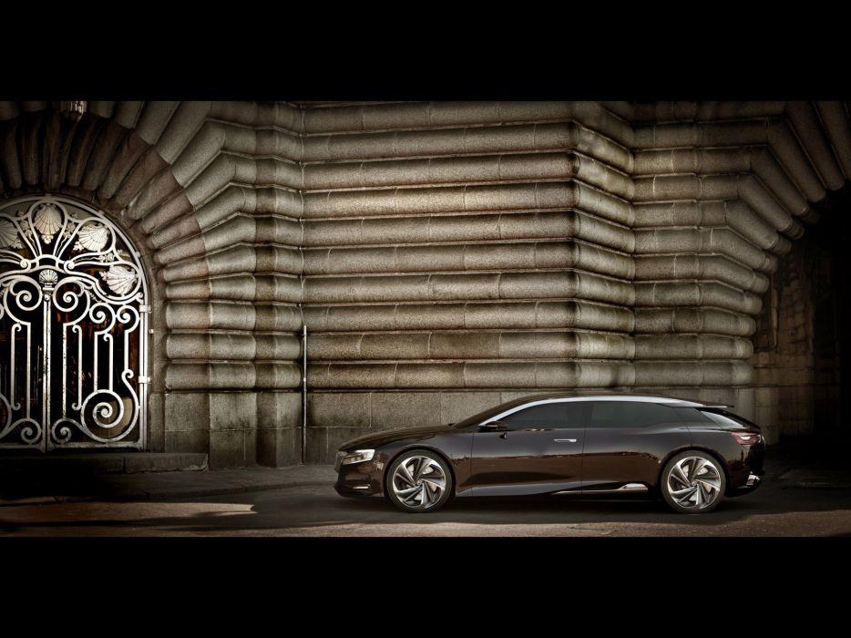 cars concept art static CitroAIA wallpaper