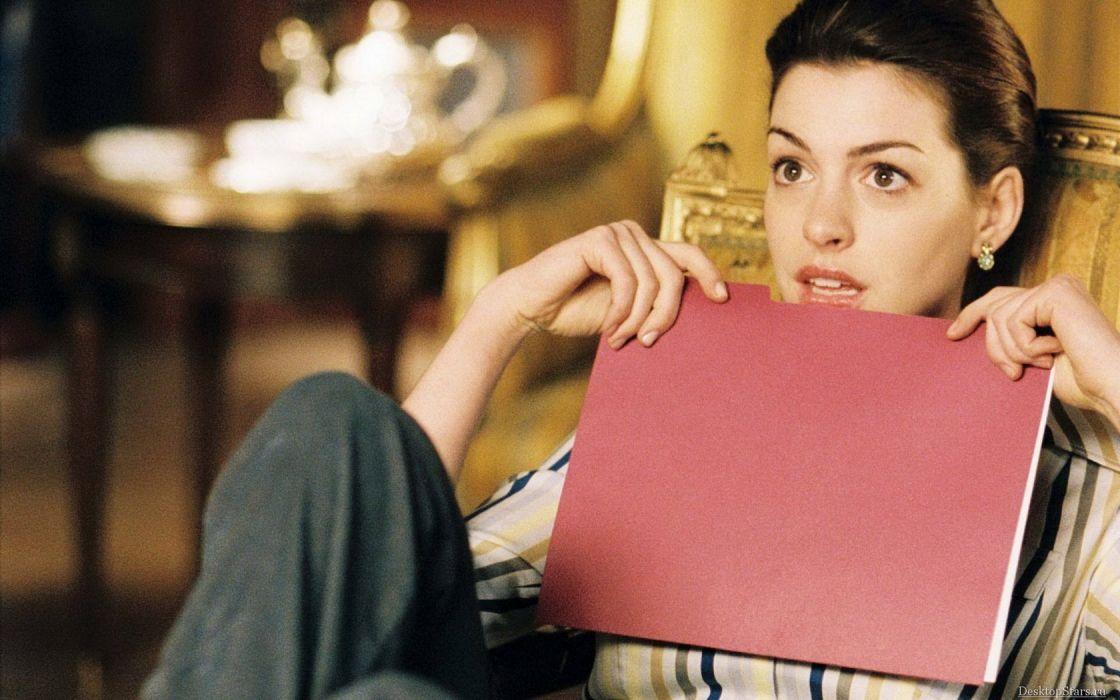 women Anne Hathaway actress wallpaper
