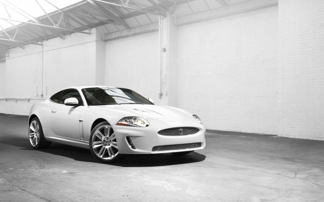 cars Jaguar XKR wallpaper