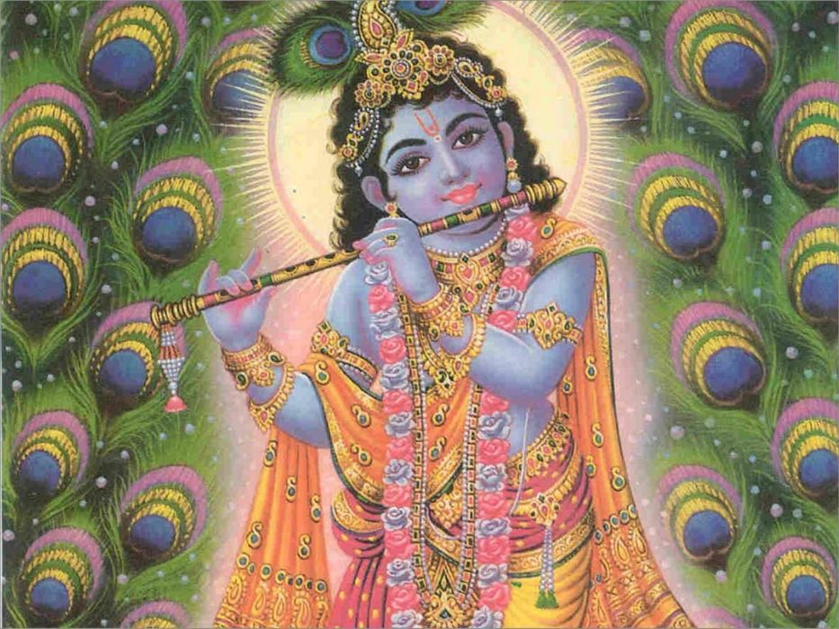 religion Krishna Hinduism wallpaper