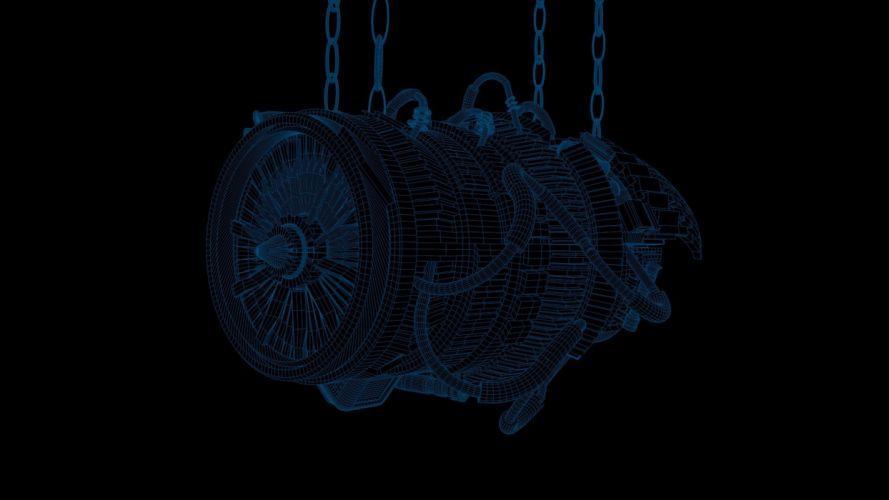 engines cinema 4d speed wallpaper