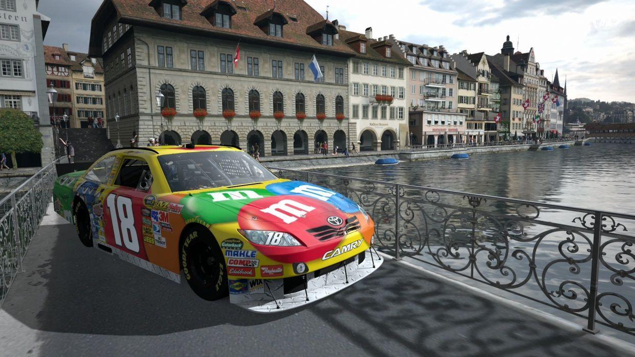 cars chapel Lucerne Gran Turismo 5 Playstation 3 GT5 izkjon racing cars wallpaper