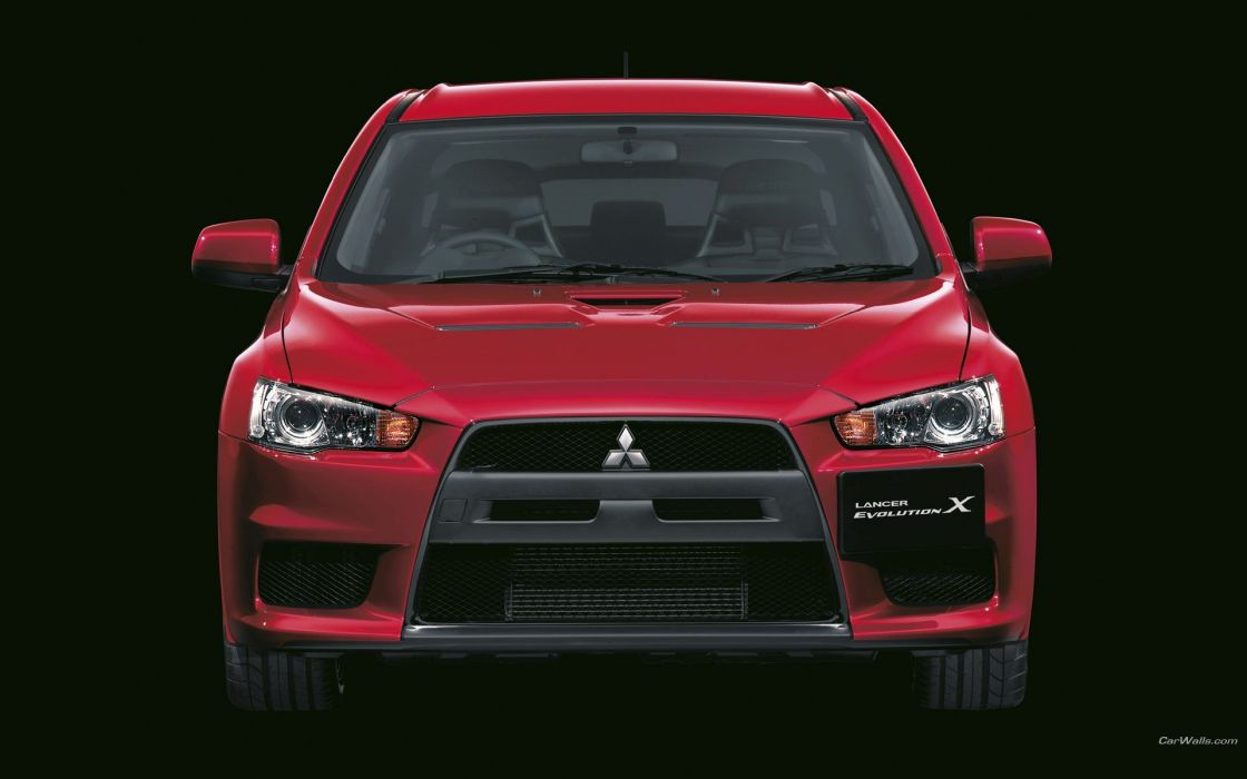 cars Mitsubishi wallpaper
