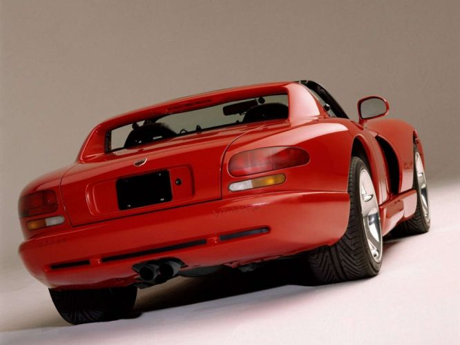 cars Dodge Viper wallpaper