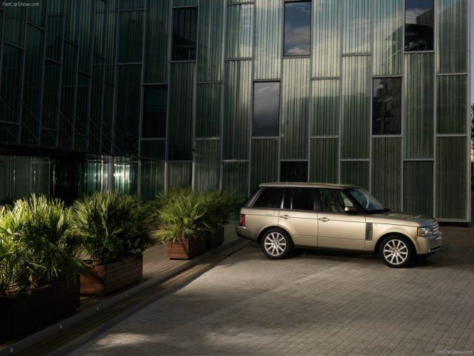 cars Land Rover Range Rover wallpaper