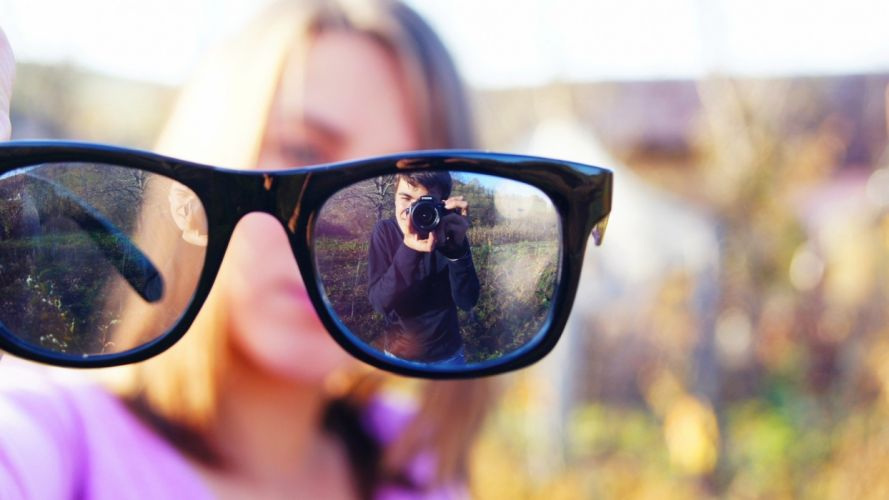 women goggles Shades photo shoot wallpaper