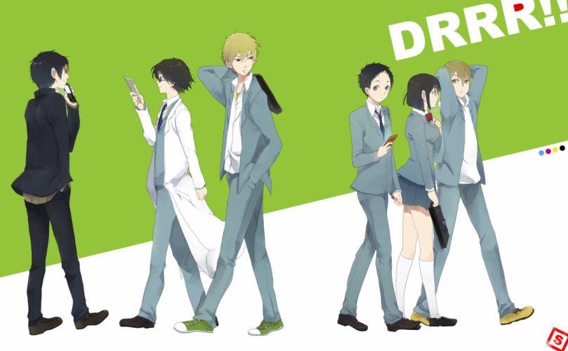 Durarara!! anime wallpaper