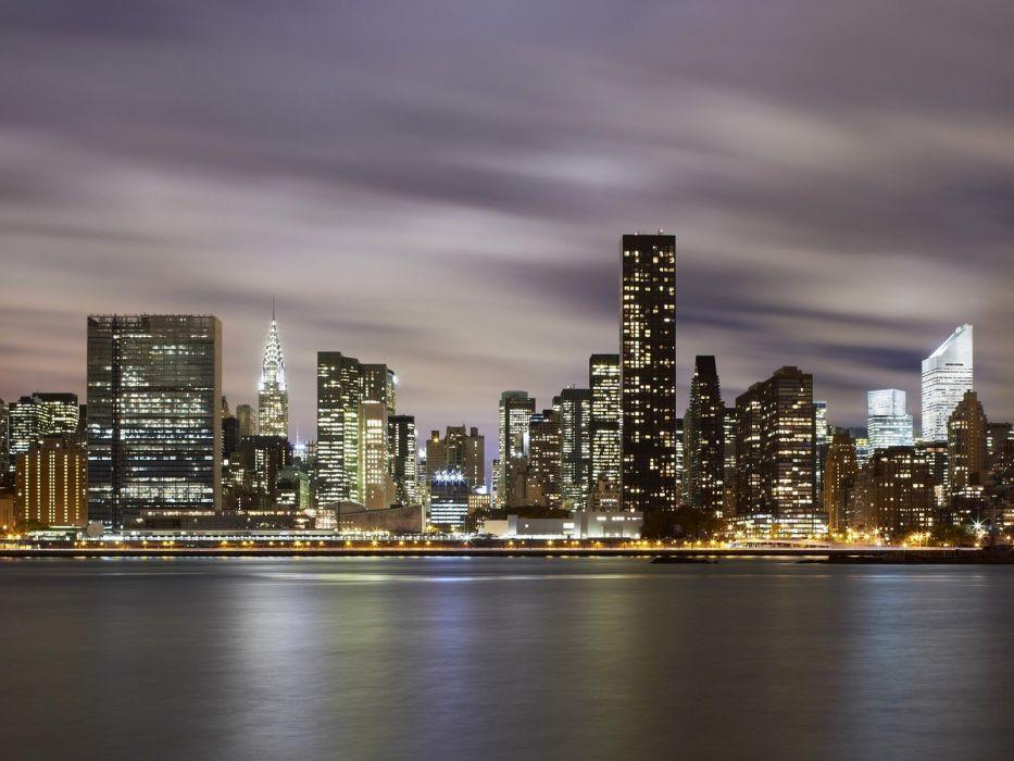 New York City Manhattan wallpaper