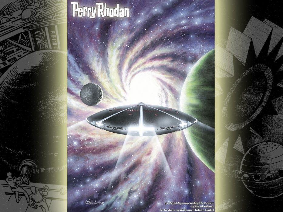 magazines spaceships Perry Rhodan science fiction magazine covers wallpaper