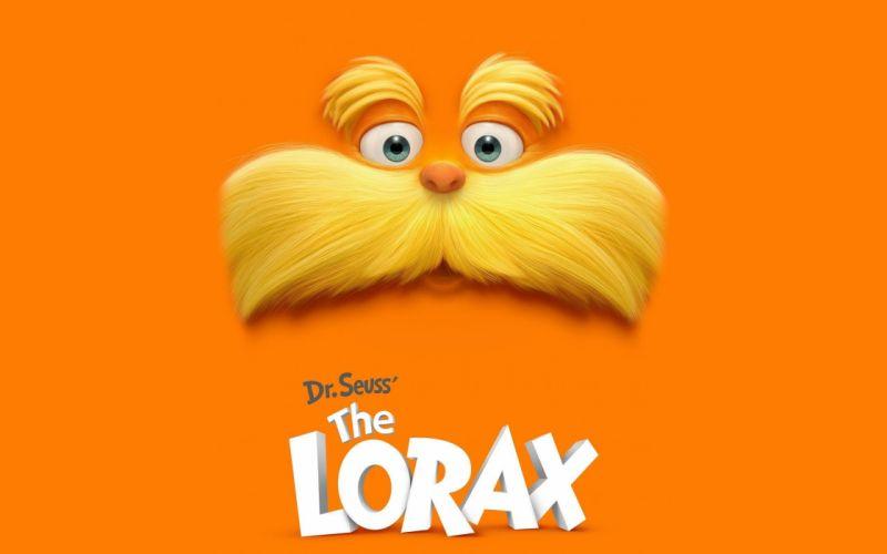 The Lorax wallpaper