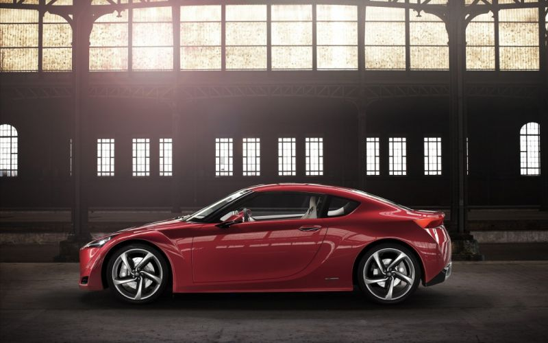 cars vehicles Toyota FT-86 wallpaper