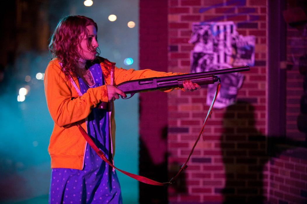 HOBO WITH A SHOTGUN action comedy thriller weapon gun wallpaper