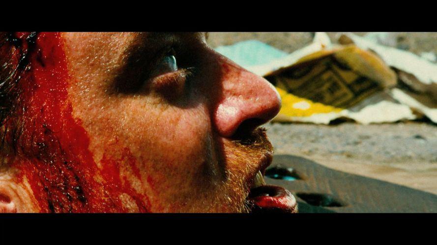 HOBO WITH A SHOTGUN action comedy thriller dark horror blood wallpaper