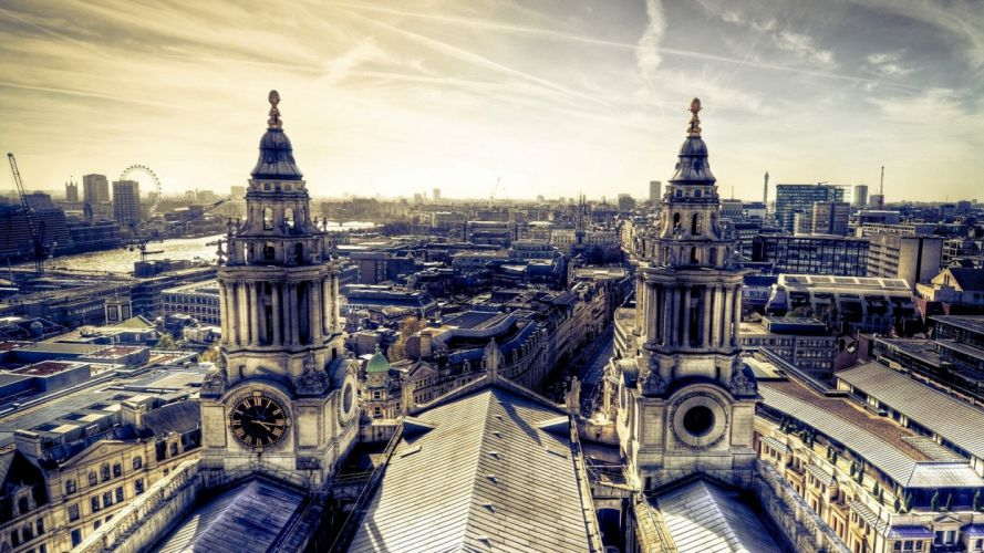 cityscapes architecture buildings towns city skyline cities wallpaper
