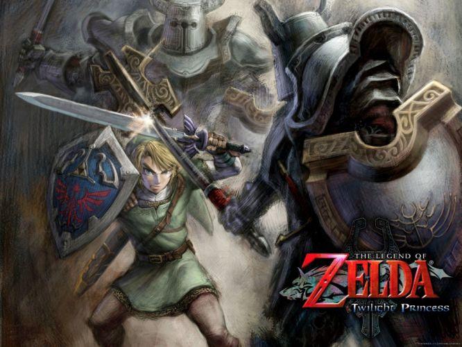 Link The Legend of Zelda The Legend Of The Legendary Heroes wallpaper