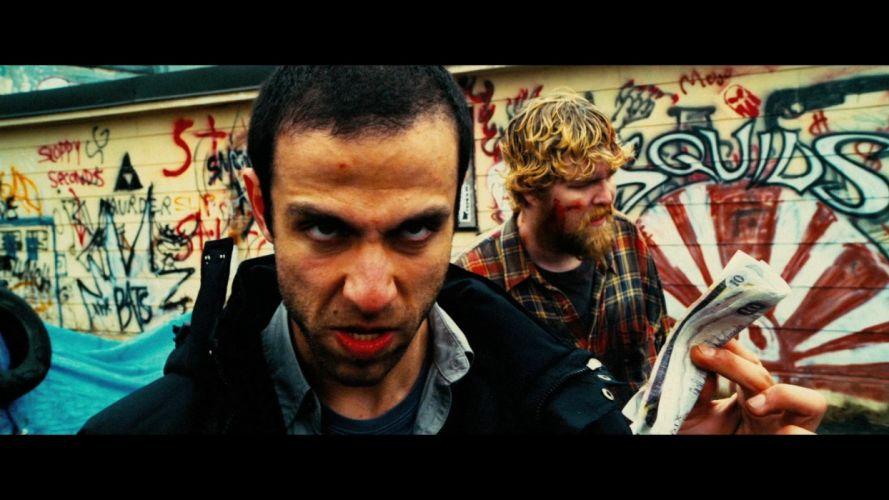 HOBO WITH A SHOTGUN action comedy thriller wallpaper