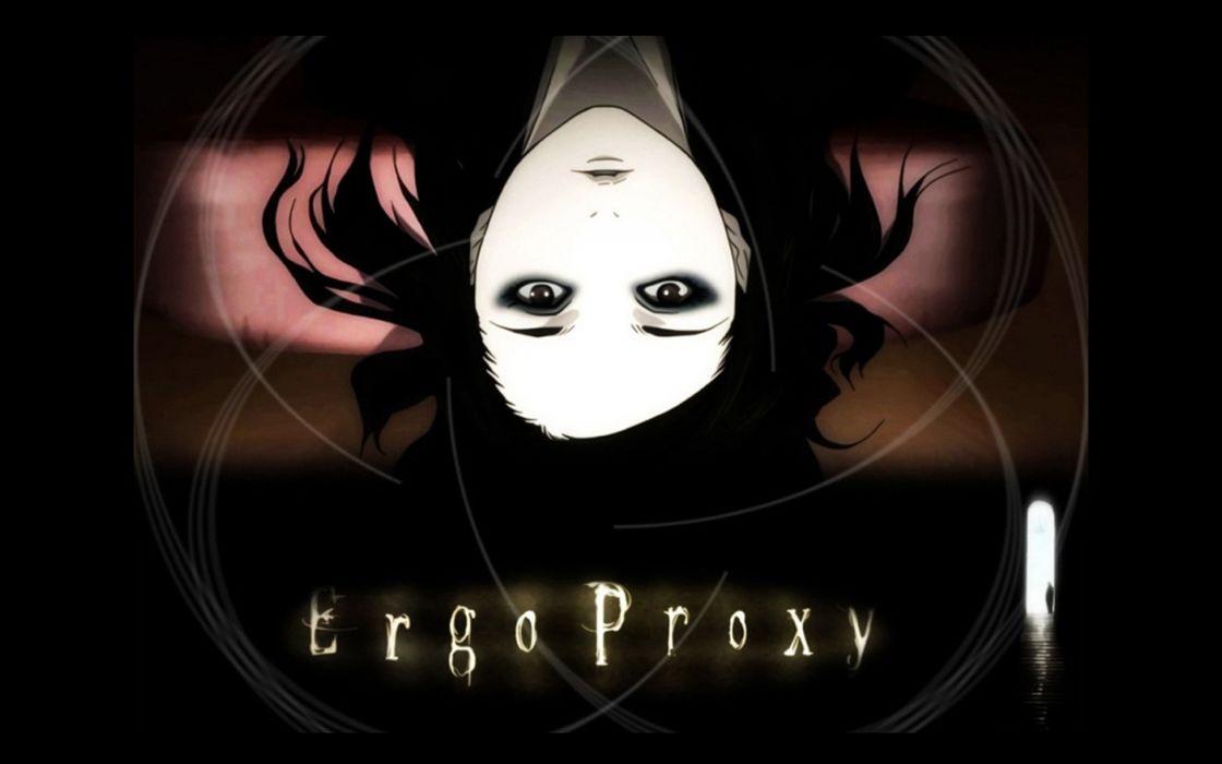 Ergo Proxy anime wallpaper