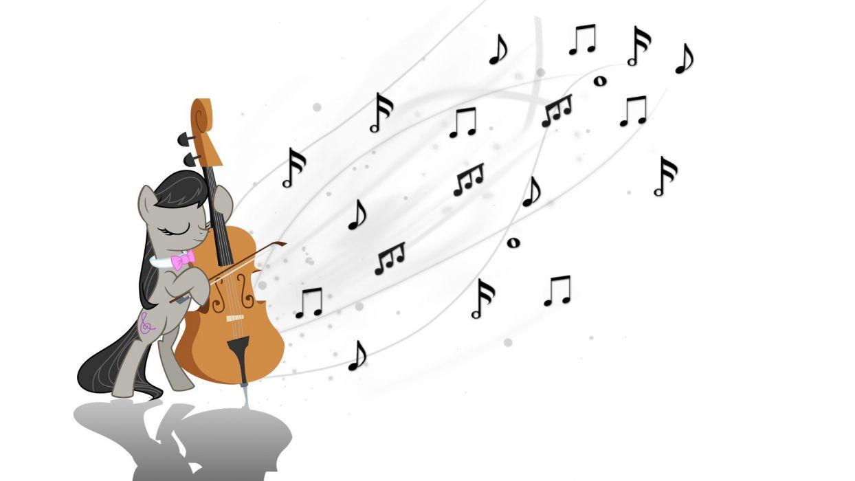 music cello ponies Octavia Cutie Mark My Little Pony: Friendship is Magic cellist wallpaper