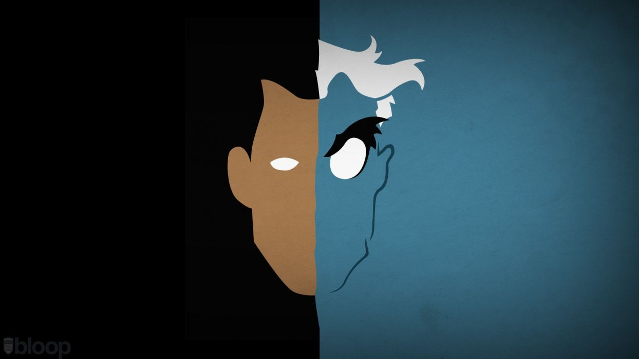 Batman DC Comics Two-Face Harvey Dent blo0p wallpaper