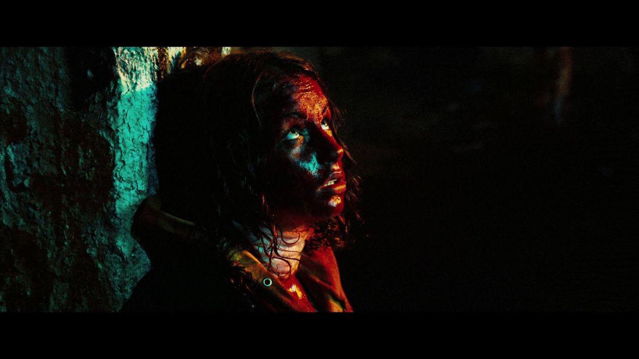 HOBO WITH A SHOTGUN action comedy thriller dark blood horror wallpaper