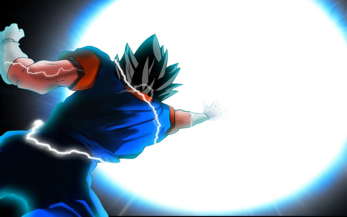 anime Vegeto Dragon Ball Z wallpaper